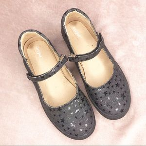 Cat & Jack Star Mary Jane Shoes